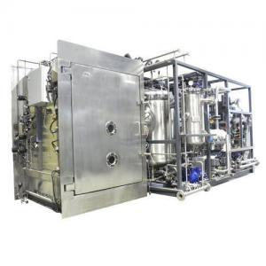 China Durable Freeze Drying Equipment , Pharmaceutical Vacuum Freeze Drying Machine on sale