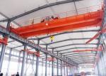 Heavy Duty Double Girder Overhead Crane For Factory Workshop Warehouses