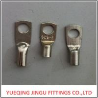 copper SC type cable terminal lugs
