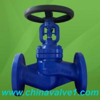 DIN Standard Bellow Sealed Globe Valve