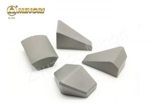 China YG13c Tungsten Carbide Teeth Tips Price For Tunnel Boring Machine Parts on sale