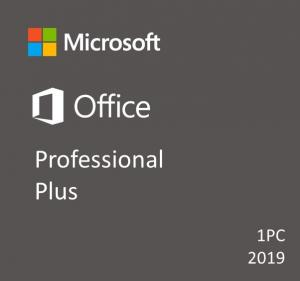 China MS-O-PP-2019 Microsoft Office 2019 Product Key For Individuals / Medium-Sized Businesses on sale