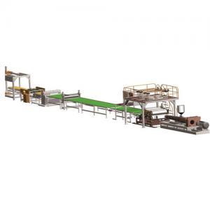 China SPC Flooring Sheet Making Machine on sale