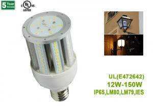 China 360 Degree Exterior Samsung Chipset LED Corn Cob Light Bulb UL cUL us Listed on sale