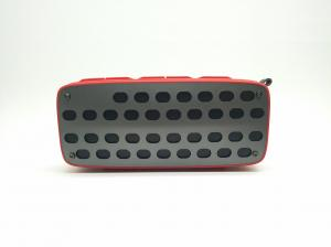 China ABS TF card Hands-free 3W*2 Waterproof Portable Bluetooth Speaker with FM/USB flash drive on sale