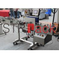 Automatic Labelling Machine for Household chemical , clothing label machine