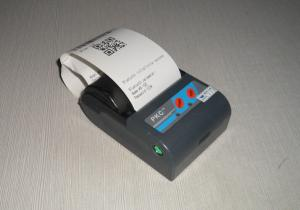 China Pocket size handheld bluetooth 58 mm portable thermal printer for android app on sale