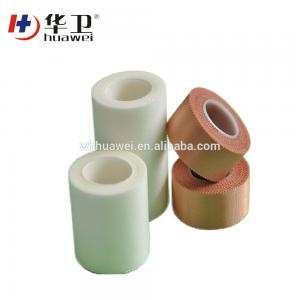China Hot melt CE approved medical adhesive silk tape on sale