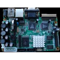 Custom Double Layer Printed Circuit Board, Automotive Agriculture Control Board Pcb Board Assembly