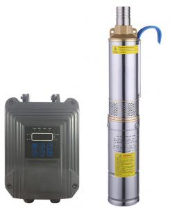 China SPS Submersible screw solar water pump booster circulation feed water pump on sale