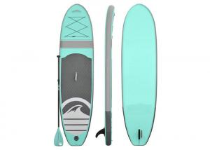 China Adults Inflatable Water Toys , 10 Inch Water Inflatable Stand Up Paddle Board on sale