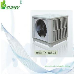 China Industrial Evaporative Air Cooler / Eco - Friendly Air Conditioner For Fruits, Vegetables on sale