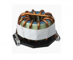 China Toroidal Iron Core Surface Mount Inductor Wire Wound Coil Toroidal 2.2 - 470uH on sale