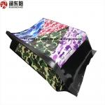 Heat Seal Plastic Custom Reusable Bags , Moisture Proof Packaging Bag For Tea