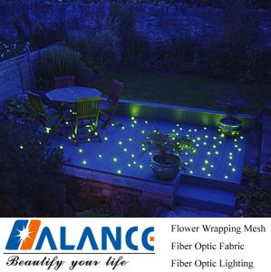 China Optic Fiber  Star Decking kit  for wood decking decoration on sale