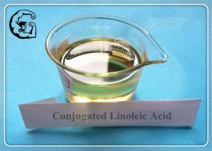 China Conjugated Linoleic Acid CLA Fat Burning Steroids Powder 2420-56-6 / 121250-47-3 supplier