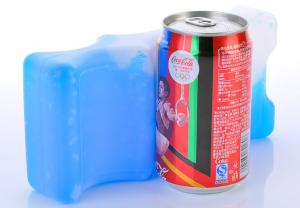 China Promotional Portable Reusable Cold Gel Packs HDPE Plasitc For Lunch Box on sale