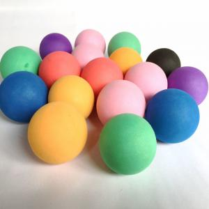 China Non Toxic Toy Rubber Balls  ,  Colorful Solid Foam Ball 100mm Thick on sale