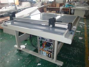 China Simple Operation Paper Craft Cutting Machine Import Steel Belt Driving Material on sale
