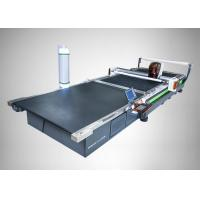 Industrial CNC CO2 Laser Cutting Machine , Laser Cutting Equipment For Cloth