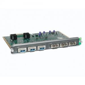 China 6 Port 10GbE Modular Network Switches Optical Ethernet Switch WS-X4606-X2-E on sale