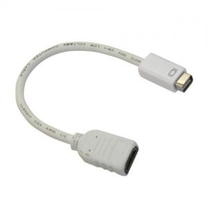 China MINI DVI To DVI Cable Adapter For Apple Macbook DVI HDTV Cables on sale