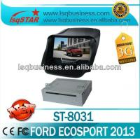 HD Touch Screen Ford DVD GPS Ford Ecosport 2013 WIFI 3G