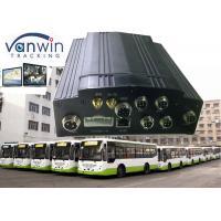 China Caminhão antivibração HDD DVR móvel 720P/1080P do padrão 4CH com 3G/4G GPS WIFI on sale