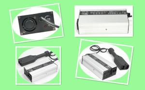 China 170*90*50 MM Electric Scooter Chargers , 1.0 KG Automatic 24V Lithium Battery Charger on sale