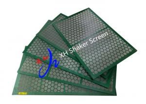 China API Compliant FSI Shaker Screen With 1067 * 737 mm For Oil Drilling Solids Control on sale