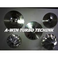 M-Benz / Iveco / Fiat Aluminum Turbocharger Compressor Wheel Gt17 / Gt25 / TBP4