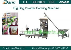 China Stainless steel Semi - auto Big Bag granules / powder Packing Machine on sale