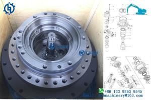 China EC240 Excavator Final Drive Gear Oil Type Planetary Gearboxes For Volvo EC240B on sale