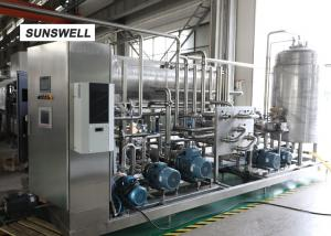 China 20C Carbonated Soda Filling Machine Used In The Blowing - Filling - Capping Combiblock on sale