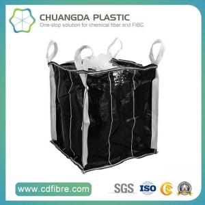 China PP Woven Big FIBC Bulk Bag Baffle Ton Bag for Packing Chemicals on sale