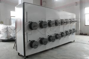 China Plastic Rope Making Machine , Pp Extruder Machine For Polypropylene Twine on sale