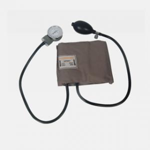 China Adult 0 - 300mmHg Aneroid Sphygmomanometer with Nylon, Cotton Cuff WL8001A or WL8001B on sale