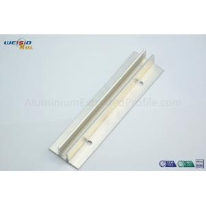 China Industrial Extruded Aluminum Profiles With Customized Surface Treatments And Alloy Grade on sale