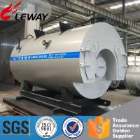 Industrial Oil Gas Fired steam Boiler from China Professional Industry Oil Gas Steam Boiler Manufacturer