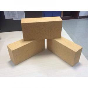 China refractory alkaline resistant high alumina brick for high temperature kiln on sale