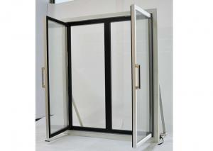 China 3 Door Upright Commercial Cold Room With Back Storage Function For Supermarket on sale