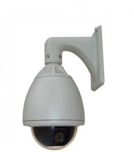 China 680tvl 12x Mini PTZ Speed Dome Camera Vandal Proof With OSD , 128 Presets 80 Degree/s on sale