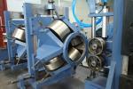 La machine de moulin de tube d'acier au carbone avec de l'acier de Galvanzied dépouille l'écurie