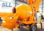 Professional Towable Concrete Pump
