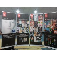 China roll up banner stand Type Roll-Up Banner on sale