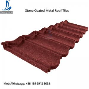 German lightweight stone chips coated type steel roofing metal german lightweight stone chips coated type steel roofing metal galvanized steel shingle roof tiles ppazfo