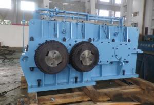 China High quality 4 Stage Parallel Shaft Industrial Reduction gearbox for the rubber and plastics industry on sale