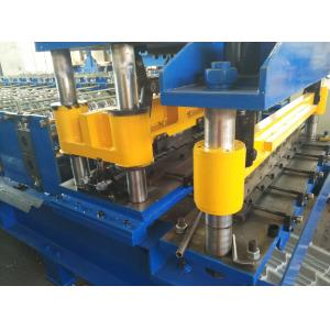 China 27-190-950 Roof Tile Roll Forming Machine Metal Sheet Panel Roll Former Steel Profiling Equipment on sale