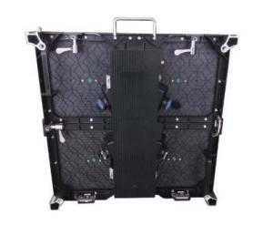 China Outdoor Full Color Aluminum Rental LED Display P4.81mm LED Video Wall Screen on sale