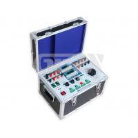China Multi Functional Single Phase Relay Protection Tester , Protection Relay Test Equipment on sale